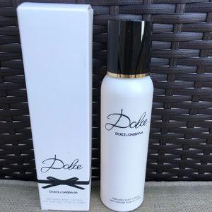 NIB Dolce & Gabbana Dolce fragrance lotion 100ml